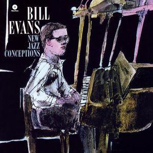 輸入盤LPレコード BillEvans/NewJazzConceptions(180GramVinyl)(ビル・エウ゛ァンス)