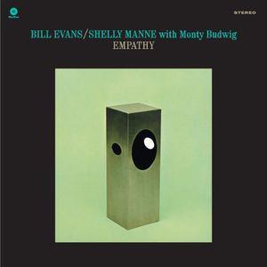 輸入盤LPレコード BillEvans/ShellyManne/MontyBudwig/Empathy(BonusTrack)