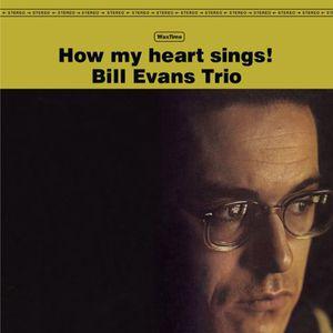 輸入盤LPレコード BillEvans/HowMyHeartSings(BonusTrack)(180GramVinyl)(ビ