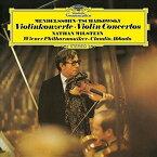 Tchaikovsky/Mendelssohn/Milstein/Abbado / Violin Concertos【輸入盤LPレコード】【LP2016/10/14発売】