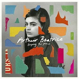 【輸入盤LPレコード】Arthur Beatrice / Keeping The Peace