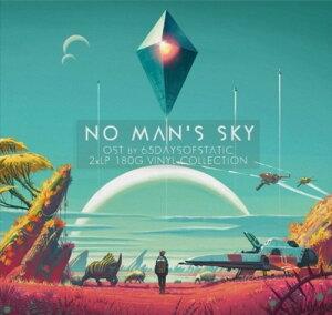 【輸入盤LPレコード】65Daysofstatic (Soundtrack) / No Man's Sky (Gatefold LP Jacket) (180gram Vinyl)【LP2017/7/21発売】