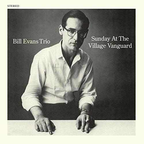 輸入盤LPレコード BillEvansTrio/SundayAtTheVillageVanguard(ColoredVinyl