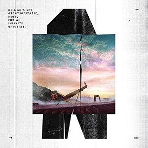 【輸入盤LPレコード】65Daysofstatic / No Man's Sky: Music For An Infinite Universe (Gatefold LP Jacket)【LP2016/9/30発売】