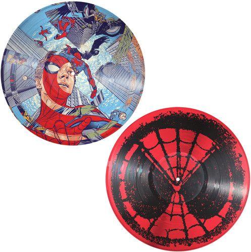 輸入盤LPレコード MichaelGiacchino(Soundtrack)/Spider-Man:Homecoming(15