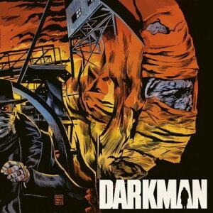 【輸入盤LPレコード】Danny Elfman (Soundtrack) / Darkman(サウンドトラック)