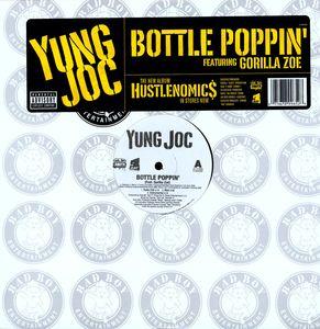 【輸入盤LPレコード】Yung Joc / Bottle Poppin/Play Your Cards(ヤング・ジョック)