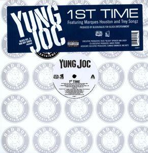 【輸入盤LPレコード】Yung Joc / 1st Time/I'm Him(ヤング・ジョック)