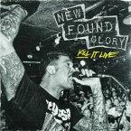 New Found Glory / Kill It Live【輸入盤LPレコード】(ニュー・ファウンド・グローリー)