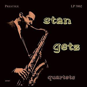 Stan Getz / Stan Getz Quartets【輸入盤LPレコード】(スタン・ゲッツ)