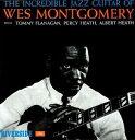 【輸入盤LPレコード】Wes Montgomery / Incredible Jazz Guitar