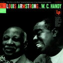 【輸入盤LPレコード】Louis Armstrong / Plays W.C. Hardy (ドイツ盤)(ルイ・アームストロング)