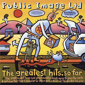 【送料無料】Public Image Ltd (Pil) / Greatest Hits So Far (香港盤)【輸入盤LPレコード】(パブリック・イメージ・リミテッド)