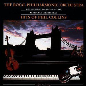 【送料無料】Royal Philharmonic Orchestra / Plays Phil Collins (ドイツ盤)【輸入盤LPレコード】(ロイヤル・フィルハーモニック・オーケストラ)