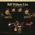 【送料無料】Bill Withers / Live At Carnegie Hall (Limited Edition) (180 Gram Vinyl)【輸入盤LPレコード】(ビル・ウィザーズ)