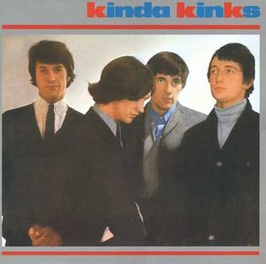 【送料無料】Kinks / Kinda Kinks (香港盤)【輸入盤LPレコード】(キンクス)
