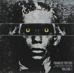 Charley Patton / Complete Recorded Works In Chronological Order 1【輸入盤LPレコード】(チャーリー・パットン)