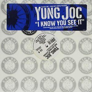【輸入盤LPレコード】Yung Joc / I Know You See It(ヤング・ジョック)