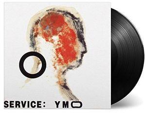 【送料無料】Yellow Magic Orchestra / Service (オランダ盤)【輸入盤LPレコード】【LP2016/3/4 発売】(イエロー・マジック・オーケストラ)