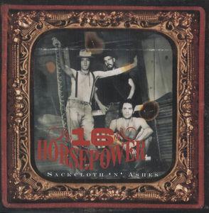【輸入盤LPレコード】16 Horsepower / Sackcloth N Ashes (180 Gram Vinyl)