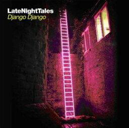 【輸入盤LPレコード】Django Django / Late Night Tales