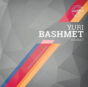 【送料無料】Brahms/Bashmet/Muntian / Yuri Bashmet 1【輸入盤LPレコード】