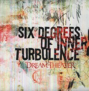 【送料無料】Dream Theater / Six Degrees Of Inner Turbulence (180 Gram Vinyl)【輸入盤LPレコード】
