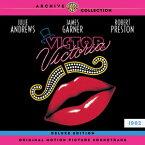 【輸入盤LPレコード】【送料無料】Henry Mancini (Soundtrack) / Victor Victoria (Blue) (Gatefold LP Jacket) (Limited Edition) (Pink)【LP2016/7/15発売】(ヘンリー・マンシーニ)
