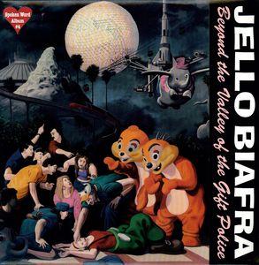 【輸入盤LPレコード】Jello Biafra / Beyond The Valley Of The Gift Police