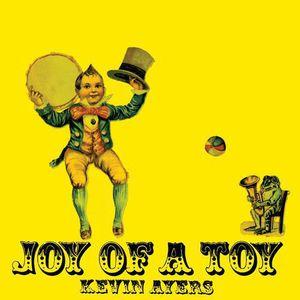 【輸入盤LPレコード】Kevin Ayers / Joy Of A Toy (180 Gram Vinyl)【★】【Xmasセール】【ROCK】
