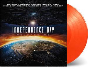 【輸入盤LPレコード】Soundtrack / Independence Day: Resurgence (Limited Edition) (180gram Vinyl)【LP2016/9/2発売】(サウンドトラック)