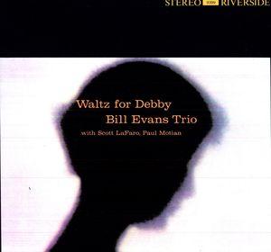 輸入盤LPレコード BillEvans/WaltzForDebby(ビル・エウ゛ァンス)
