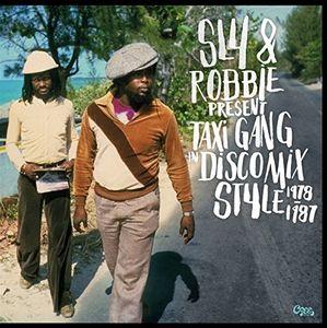 【送料無料】VA / Sly & Robbie Present Taxi Gang In Discomix 【輸入盤LPレコード】【LP2017/3/10発売】