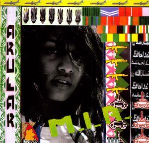 【輸入盤LPレコード】MIA / Arular