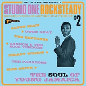 Soul Jazz Records Presents / Studio One Rocksteady 2 (Gatefold LP Jacket) (Digital Download Card)【輸入盤LPレコード】【LP2017/1/27発売】