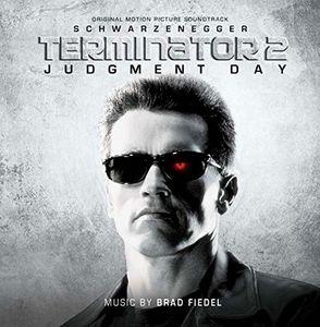 【輸入盤LPレコード】Brad Fiedel (Soundtrack) / Terminator 2: Judgment Day【LP2017/3/24発売】(サウンドトラック)