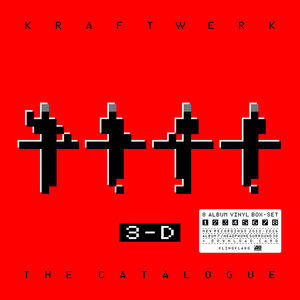 ロック・ポップス, その他 LPKraftwerk 3-D: The Catalogue (180gram Vinyl) (Box) (Digital Download Card)LP2017526()