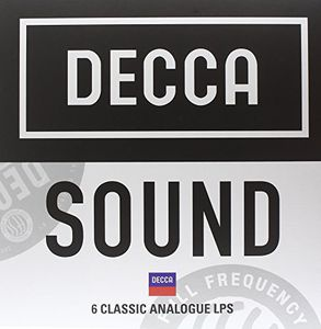 【送料無料】VA / Decca Sound: The Analogue Years【輸入盤LPレコード】