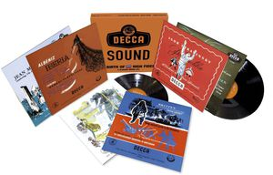 【送料無料】VA / Decca Sound: The Mono Years (Limited Edition) (180 Gram Vinyl)【輸入盤LPレコード】