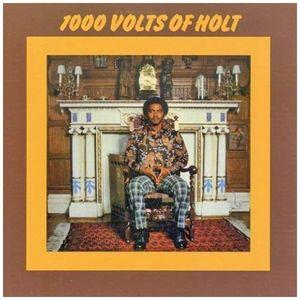John Holt / 1000 Volts Of Holt (UK盤)【輸入盤LPレコード】【LP2017/7/7発売】