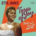 【輸入盤LPレコード】Etta James / Tears Of Joy: Modern & Kent Sides 1956-1962 (Limited Edition)【LP2017/6/23発売】(エタ・ジェームス)