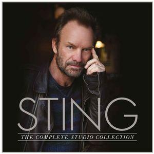 Sting / Complete Studio Collection (Box)【輸入盤LPレコード】【LP2017/6/9発売】(スティング):あめりかん・ぱい