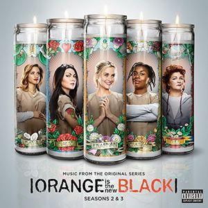 【輸入盤LPレコード】Soundtrack / Orange Is The New Black Seasons 2 & 3