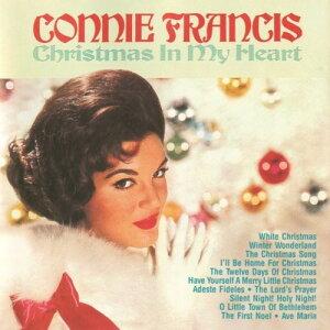 【輸入盤LPレコード】Connie Francis / Christmas In My Heart【LP2017/11/17発売】(コニー・フランシス)