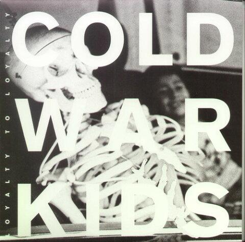 Cold War Kids / Loyalty To Loyalty【輸入盤LPレコード】(コールド・ウォー・キッズ)