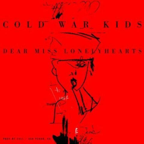 Cold War Kids / Dear Miss Lonelyhearts【輸入盤LPレコード】(コールド・ウォー・キッズ)