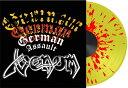 Venom / German Assault (UK盤)【輸入盤LPレコード】【LP2017/11/24発売】