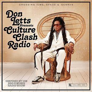 【送料無料】VA / Don Letts Presents Culture Clash Radio【輸入盤LPレコード】【LP2017/6/9発売】