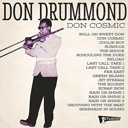 Don Drummond / Don Cosmic【輸入盤LPレコード】【LP2017/7/14発売】
