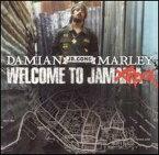 """【メール便送料無料】Damian """"Jr. Gong"""" Marley / Welcome To Jamrock (輸入盤CD) (ダミアン""""ジュニア・ゴング""""マーリー)"""